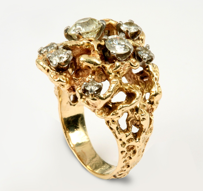 Wear it don39t warehouse it redesign your unworn jewelry for Ideas for redesigning wedding rings