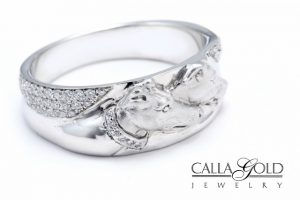 diamond and dogs ring