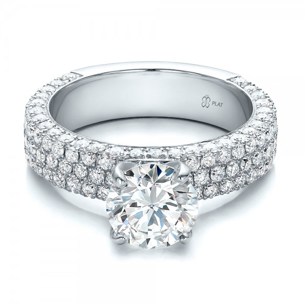 What S The Difference Between Engagement Ring And Wedding Ring: White Gold Vs Platinum For Wedding Rings