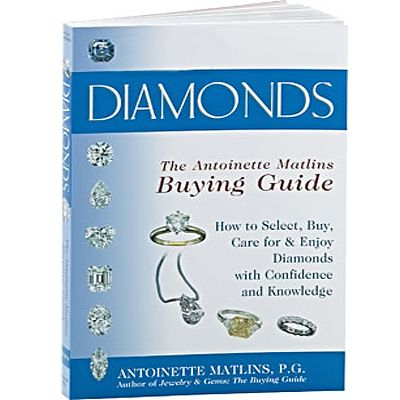 """Antoinette Matlins Excellent Book, """"Diamonds"""" if you Want to Know Everything!"""