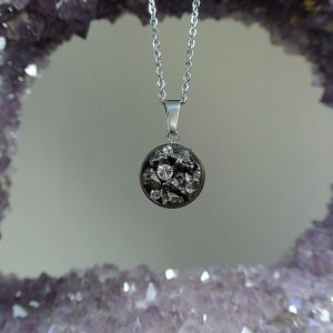 cosmos-necklace-campo-del-cielo-meteorite-space