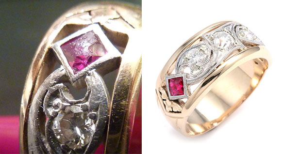 Redesigning Your Wedding Ring After Divorce Wedding Rings