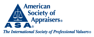 Logo for American Society of Appraisers