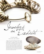 Carpinteria magazine title page for jewelry article