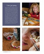 Carpinteria Magazine Winter Edition, Jewelers on Exhibit