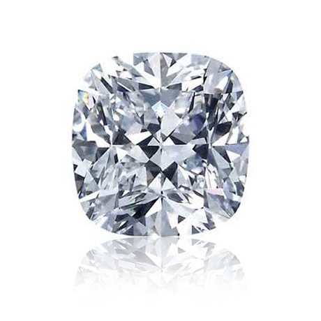 Loose Cushion cut diamond