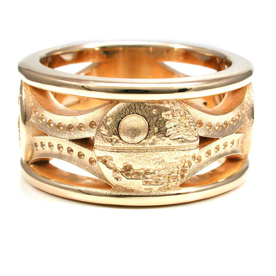 exploded-death-star-sith-empire-boba-fett-yellow-gold-wedding-ring