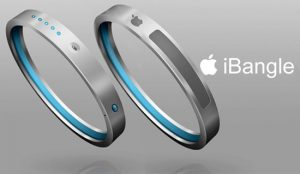 The ibangle MP3 player. So Far Just a Concept