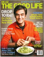 Dr. OZ The Good Life Oct 2015