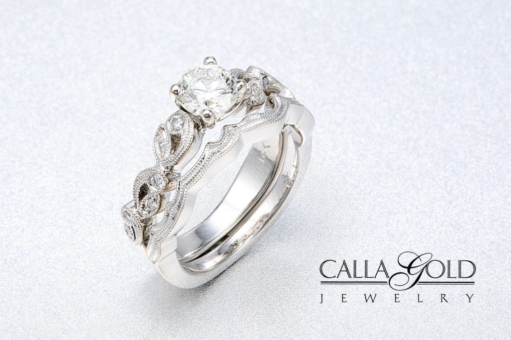 Designs like this look stunning but may not be the right choice for people who work with their hands.