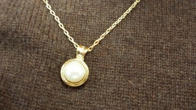A Chain This Fine Works Well With Small Pendants, But Can be Problematic For Heavier Ones