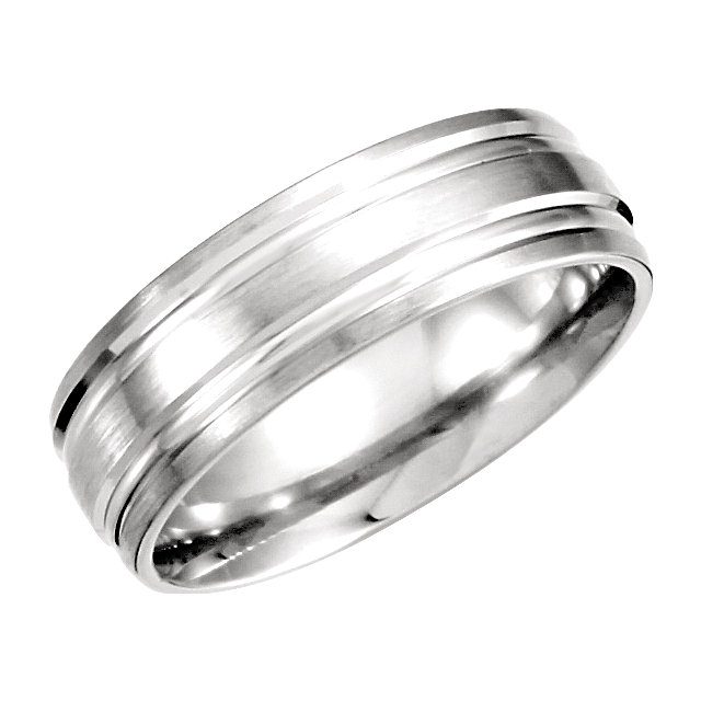 A Beautiful Palladium Ring From Stuller, Inc.