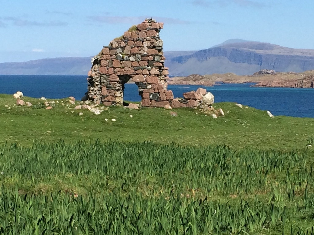 The Final Element, An Arch on Iona Proved to be the Cool Final Piece to the Puzzle