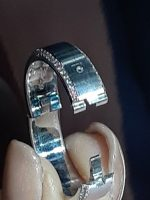 cliq hinge man's ring
