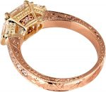 Width and Height of your wedding ring