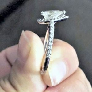 Wedding ring buyer beware