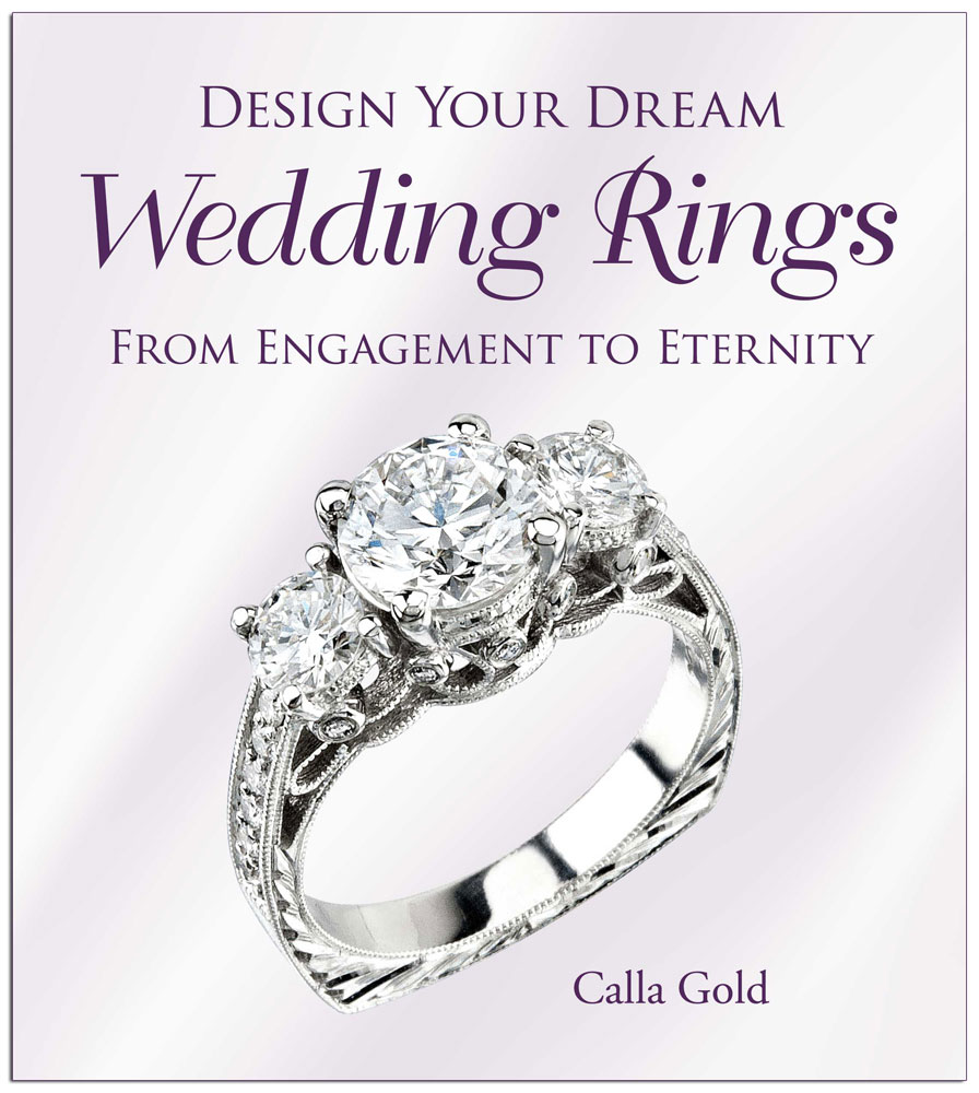 Design Your Dream Wedding Rings book cover