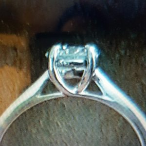 ring prongs lengthened